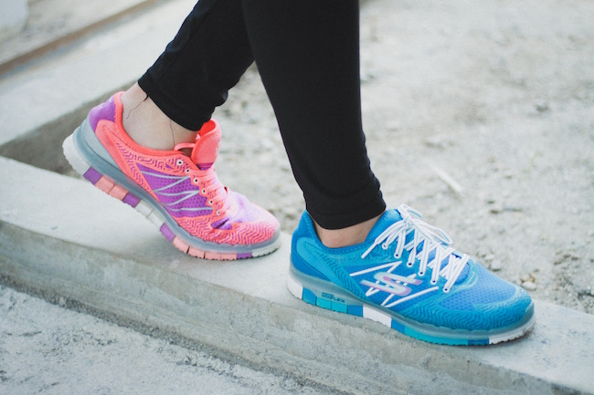 How to Lace & Tie Running Shoes